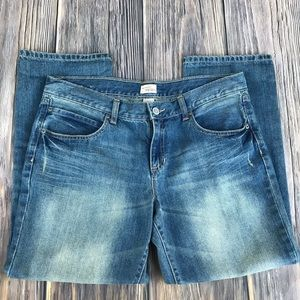 GAP slim boyfriend jeans size 14